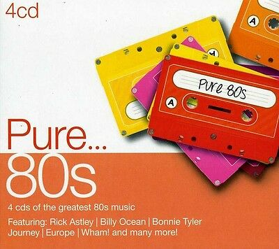 Various Artists - Pure: 80's / Various [New CD] UK - Import