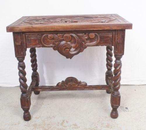 Spanish Antique Furniture Ebay