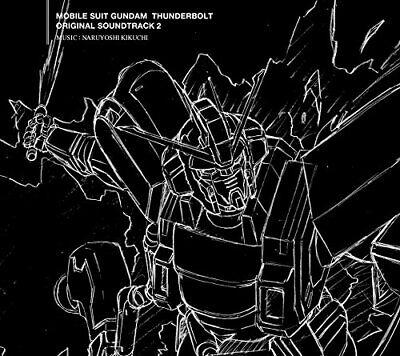 "Original ・ Soundtrack ""Mobile Suit Gundam Thunderbolt"" 2 / Kikuchi Seiho"