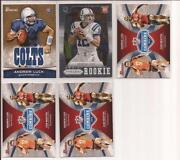 2012 Bowman Andrew Luck