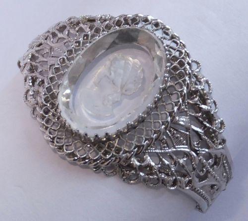 Whiting Davis Cameo Bracelet Ebay