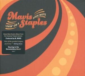 Livin On A High Note von Mavis Staples (2016), Digipack, Neu OVP, CD