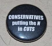 Conservative Badge