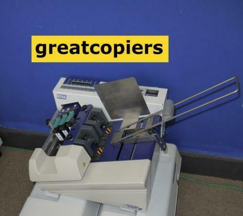 Address Printer: Direct Mail Equipment
