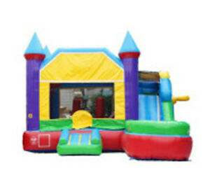 Bouncy Castle Rentals for all your events