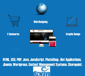 Website and Mobile app design at very competitve prices