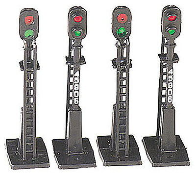 NEW Bachmann Block Signals (4) HO 42101