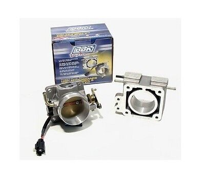 86-93 Ford Mustang Foxbody 5.0L BBK Performance 75MM Throttle Body & EGR Spacer