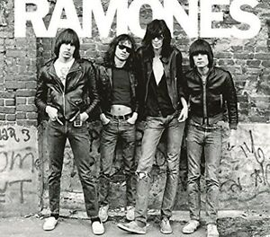RAMONES Ramones 40th Anniversary Edition CD BRAND NEW Remastered
