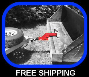 Clamp to bucket receiver mount, FREE SHIPPING !!!