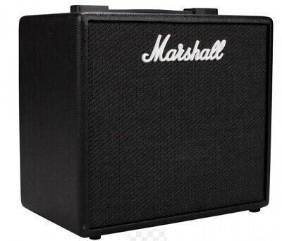 Code 25 Watt 1X10' Combo Guitar Amplifier: Amplifier