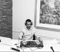 Professional Wedding DJ Service