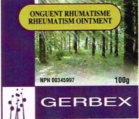 Onguent Rhumatismale ( format 100g )