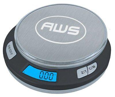 AWS DISC-55 Precision Pocket Scale 55g x 0.01 Gram Ounce Carat Grain