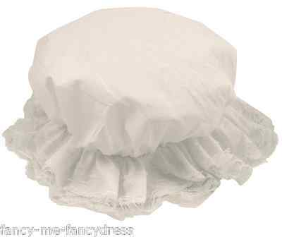 Mädchen Kinder Weiß Schlecht Viktorianische Magd Dienstmädchen Maskenkostüm - Schlechte Kinder Kostüm