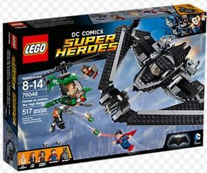 Lego Heroes of Justice Sky High Battle 76046 - NISB