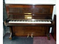 Upright piano ideal for Person learning to play