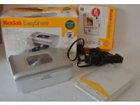 Kodak EasyShare Photo Printer PP300 with paper Boxed
