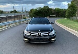 2012 Mercedes-Benz C250 CDI C204 MY13 BlueEFFICIENCY 7G-Tronic Black 7 Speed Sports Automatic Coupe Darra Brisbane South West Preview