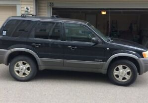 2002 Ford Escape 4X4