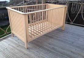 FREE Cot Bed
