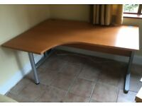 HOME/OFFICE DESK VERY GOOD, AS NEW, CONDITION