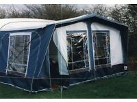 Dorema Madison Caravan Awning - price drop