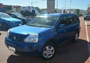 2008 Nissan X-Trail T31 ST Blue 1 Speed Constant Variable Wagon Gosnells Gosnells Area Preview