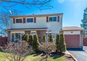 Great Detached Starter Home For First Time Home Buyers!!