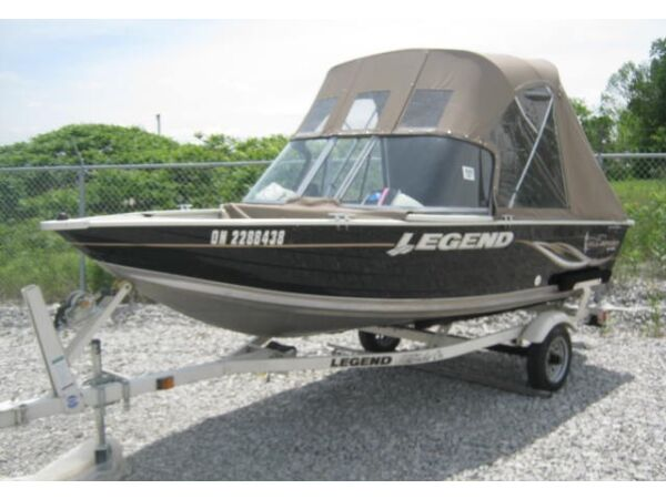 Used 2012 Legend Boats All sport