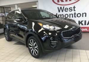 2017 Kia Sportage LX AWD 2.4L *HEATED CLOTH SEATS/BLUETOOTH/CRUI