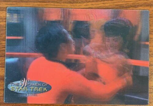 2000 Rittenhouse Women of Star Trek in Motion #25 Mirror Uhura Free Shipping