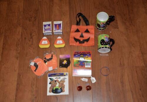 Halloween Goodie Bag NWT
