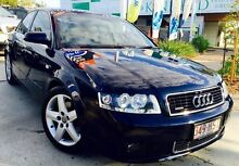 2004 Audi A4 B6 S Line Blue 6 Speed Manual Sedan Margate Redcliffe Area Preview