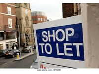 WANTED - SHOP TO LET - CHORLEY