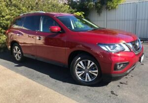 2019 Nissan Pathfinder R52 Series III MY19 ST X-tronic 2WD Redstone 1 Speed Constant Variable Wagon Devonport Devonport Area Preview