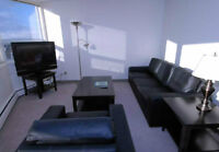 Downtown apartment for $1,350. Right by the Ctrain. 17th floor
