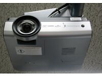 SWAP SHORT THROW 3D/HD PROJECTOR PLUS SCREEN FOR WHAT YOU GOT