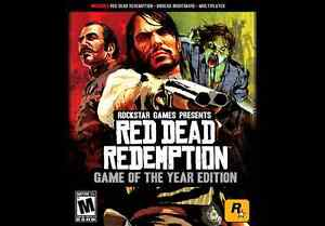 Red Dead Redemption GOTY Edition