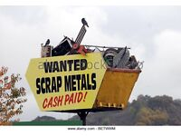 Collect scrap metal £££