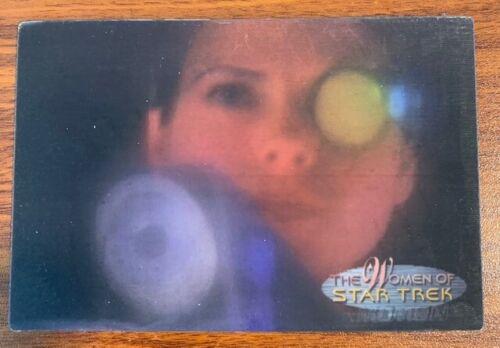 2000 Rittenhouse Women of Star Trek in Motion #11  Lt. Erzi Dax Free Shipping