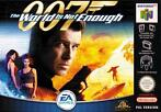 James Bond The World is Not Enough (Nintendo 64)