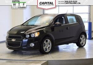 2016 Chevrolet Sonic LT HB *Heated Seats-Sunroof-Remote Start*