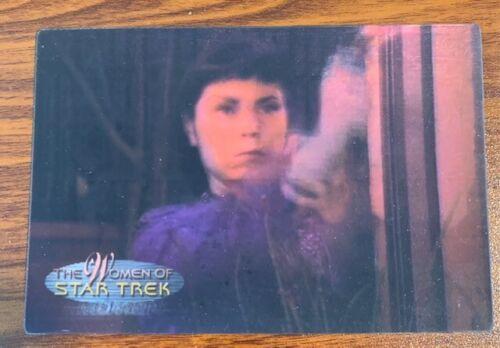 2000 Rittenhouse Women of Star Trek in Motion #10 Ensign Ro Laren Free Shipping