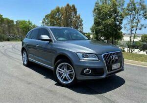 2014 Audi Q5 8R MY14 TDI S Tronic Quattro Grey 7 Speed Sports Automatic Dual Clutch Wagon Darra Brisbane South West Preview