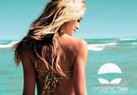 Manicure with #Organic Spray Tan $70 Special This Week ONLY.