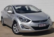 2015 Hyundai Elantra MD3 Active Platinum Silver 6 Speed Sports Automatic Sedan Bundaberg Central Bundaberg City Preview