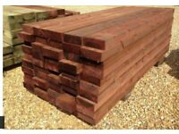 Building Timber - Scaffold Boards - Sleepers - Free delivery
