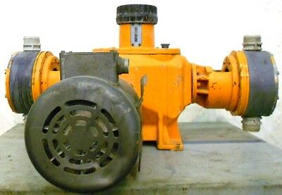 Prominent Pumpstrainer With Baldor Motor Cm3554 1 12hp 1725rpm 3 Ph