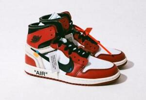 Wanted:Off white x AJ Chicago